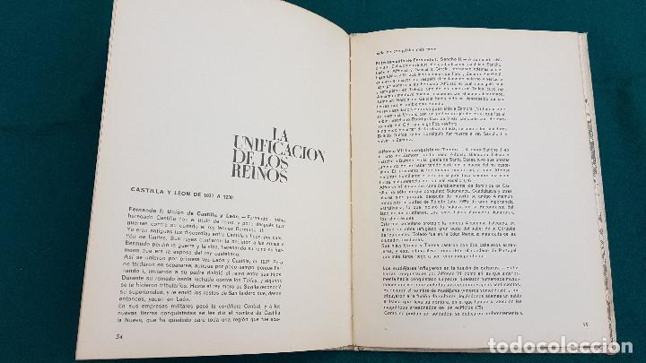 Coleccionismo Álbumes: ALBUM DE CROMOS PANORAMA DE LA HISTORIA DE ESPAÑA (1965) EDITADO POR NESTLÉ (VACIO) - Foto 10 - 226140045