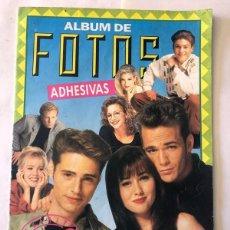 Coleccionismo Álbumes: ALBUM DE CROMOS / SENSACION DE VIVIR - INCOMPLETO - EDICIONES ESTE - AÑO 1991. Lote 226151530
