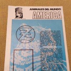 Coleccionismo Álbumes: ALBUM ZAHOR AMÉRICA. Lote 227771490