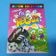 Coleccionismo Álbumes: ÁLBUM DE PREMIO - ÁLBUM COLECCIÓN CHICLE - LA REOCA. Lote 247296855