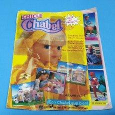 Coleccionismo Álbumes: ÁLBUM DE PREMIO - CHICLE - CHABEL. Lote 228124960