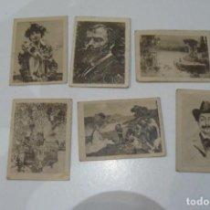 Coleccionismo Álbumes: CROMOS CAJAS CERILLAS J. THOMAS. Lote 228482470