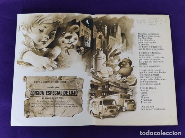 Coleccionismo Álbumes: ALBUM INCOMPLETO. EL PORQUE DE LAS COSAS Nº2. BIMBO. 1972. FALTAN 6 CROMOS DE 232. - Foto 2 - 229196715