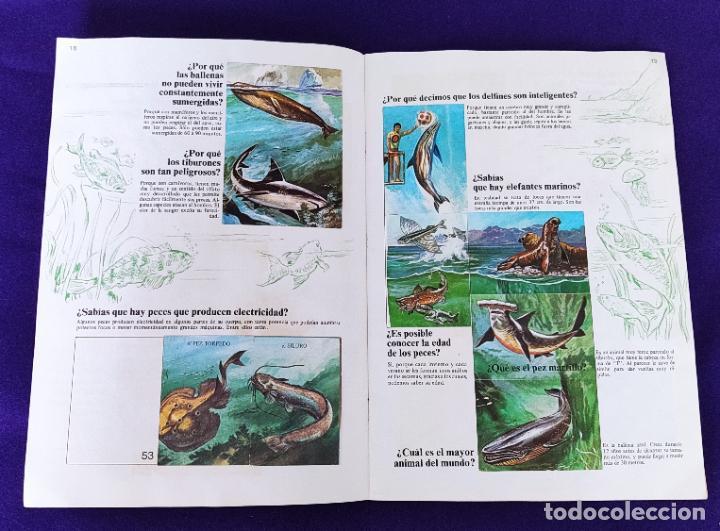 Coleccionismo Álbumes: ALBUM INCOMPLETO. EL PORQUE DE LAS COSAS Nº2. BIMBO. 1972. FALTAN 6 CROMOS DE 232. - Foto 11 - 229196715