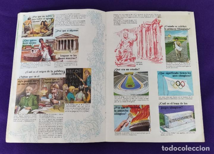 Coleccionismo Álbumes: ALBUM INCOMPLETO. EL PORQUE DE LAS COSAS Nº2. BIMBO. 1972. FALTAN 6 CROMOS DE 232. - Foto 14 - 229196715