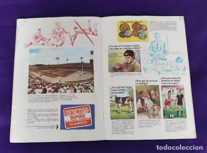 Coleccionismo Álbumes: ALBUM INCOMPLETO. EL PORQUE DE LAS COSAS Nº2. BIMBO. 1972. FALTAN 6 CROMOS DE 232. - Foto 18 - 229196715