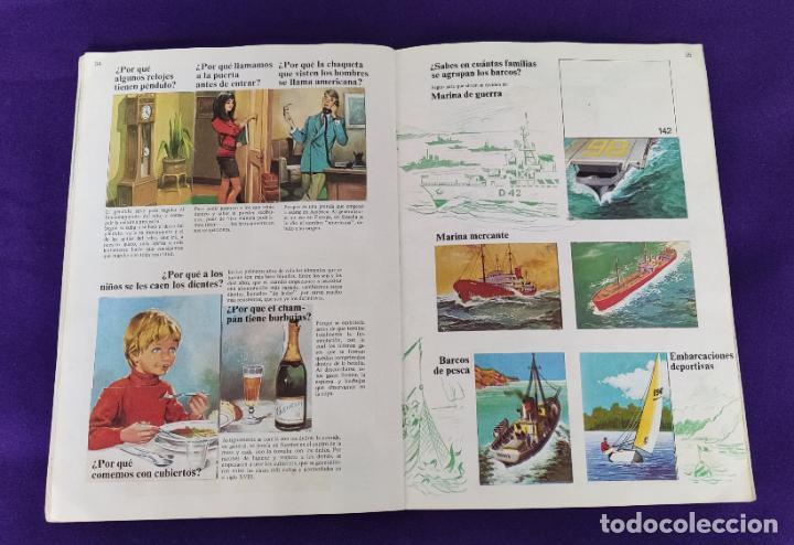 Coleccionismo Álbumes: ALBUM INCOMPLETO. EL PORQUE DE LAS COSAS Nº2. BIMBO. 1972. FALTAN 6 CROMOS DE 232. - Foto 19 - 229196715
