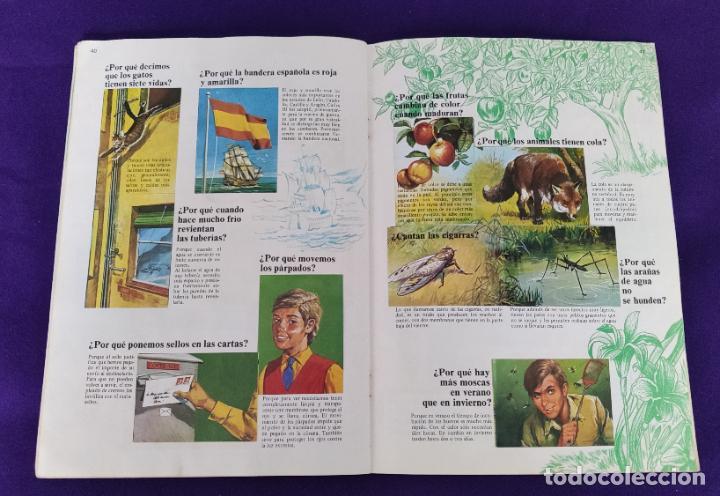 Coleccionismo Álbumes: ALBUM INCOMPLETO. EL PORQUE DE LAS COSAS Nº2. BIMBO. 1972. FALTAN 6 CROMOS DE 232. - Foto 22 - 229196715