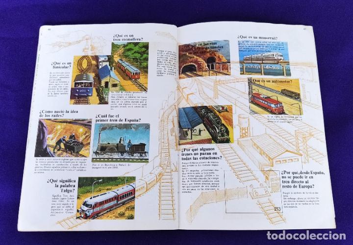 Coleccionismo Álbumes: ALBUM INCOMPLETO. EL PORQUE DE LAS COSAS Nº2. BIMBO. 1972. FALTAN 6 CROMOS DE 232. - Foto 25 - 229196715
