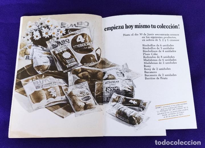 Coleccionismo Álbumes: ALBUM INCOMPLETO. EL PORQUE DE LAS COSAS Nº2. BIMBO. 1972. FALTAN 6 CROMOS DE 232. - Foto 30 - 229196715