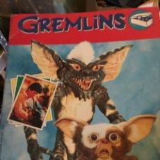 Coleccionismo Álbumes: ÁLBUM GREMLINS. Lote 229601115