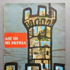 Coleccionismo Álbumes: ALBUM 1967 CASTILLOS DE ESPANA . CHOCOLATES NOGUEROLES. Lote 229633910
