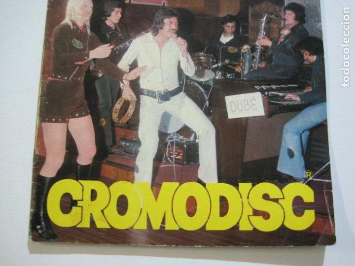 Coleccionismo Álbumes: CROMODISC-ALBUM DE CROMOS VACIO-CROMODISC MUNDIAL-VER FOTOS-(V-22.435) - Foto 2 - 232506730