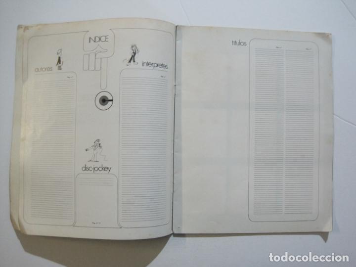 Coleccionismo Álbumes: CROMODISC-ALBUM DE CROMOS VACIO-CROMODISC MUNDIAL-VER FOTOS-(V-22.435) - Foto 7 - 232506730
