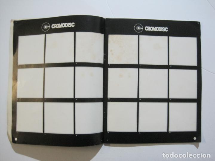 Coleccionismo Álbumes: CROMODISC-ALBUM DE CROMOS VACIO-CROMODISC MUNDIAL-VER FOTOS-(V-22.435) - Foto 8 - 232506730