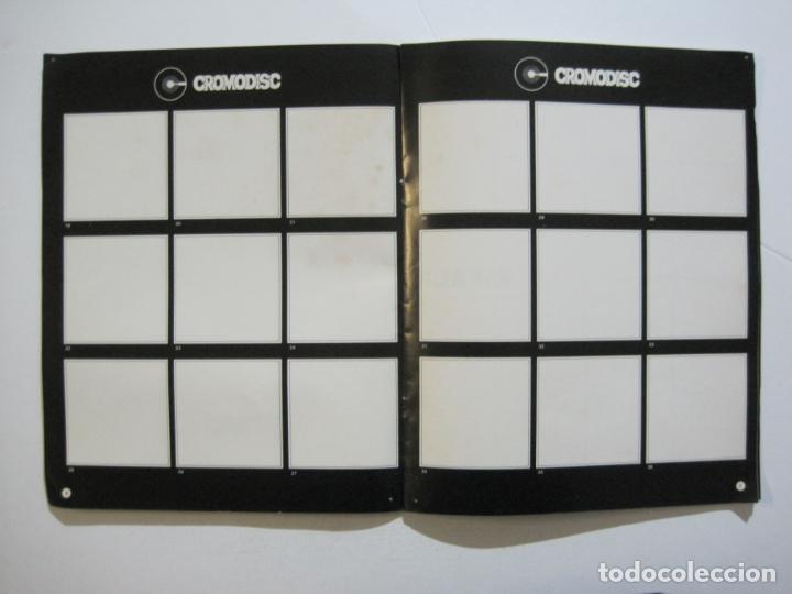 Coleccionismo Álbumes: CROMODISC-ALBUM DE CROMOS VACIO-CROMODISC MUNDIAL-VER FOTOS-(V-22.435) - Foto 9 - 232506730