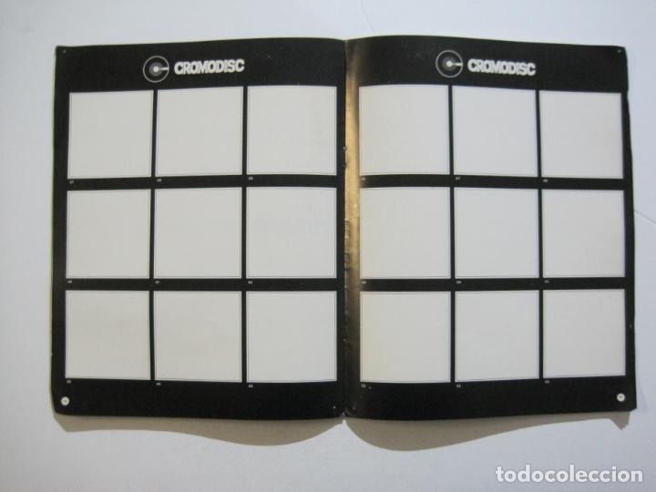 Coleccionismo Álbumes: CROMODISC-ALBUM DE CROMOS VACIO-CROMODISC MUNDIAL-VER FOTOS-(V-22.435) - Foto 11 - 232506730
