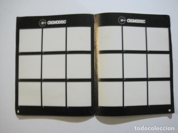 Coleccionismo Álbumes: CROMODISC-ALBUM DE CROMOS VACIO-CROMODISC MUNDIAL-VER FOTOS-(V-22.435) - Foto 12 - 232506730