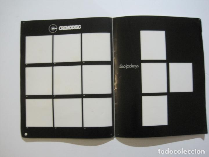 Coleccionismo Álbumes: CROMODISC-ALBUM DE CROMOS VACIO-CROMODISC MUNDIAL-VER FOTOS-(V-22.435) - Foto 14 - 232506730