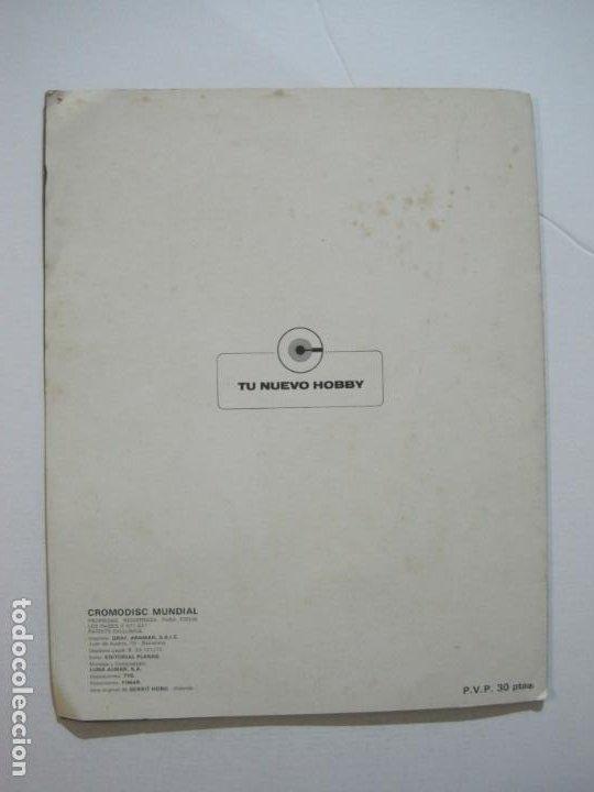 Coleccionismo Álbumes: CROMODISC-ALBUM DE CROMOS VACIO-CROMODISC MUNDIAL-VER FOTOS-(V-22.435) - Foto 15 - 232506730