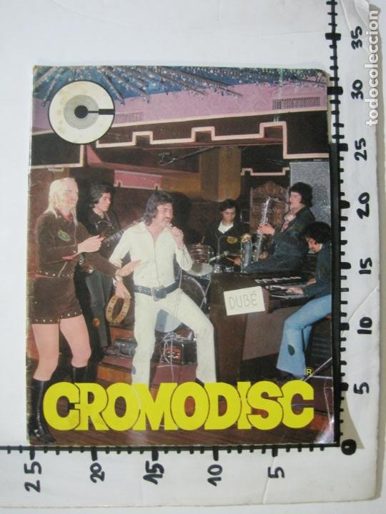Coleccionismo Álbumes: CROMODISC-ALBUM DE CROMOS VACIO-CROMODISC MUNDIAL-VER FOTOS-(V-22.435) - Foto 17 - 232506730