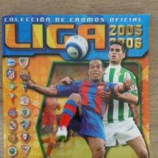Collectionnisme Albums: LIGA 05 06 CON MESSI. Lote 232742715