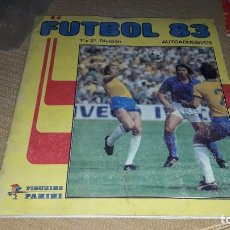 Coleccionismo Álbumes: MARADONA, KRANK,ROSSI,ETC,ALBUM FUTBOL 83 DE PANINI. Lote 233378400
