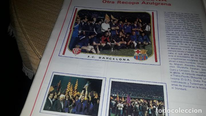 Coleccionismo Álbumes: MARADONA, KRANK,ROSSI,ETC,ALBUM FUTBOL 83 DE PANINI - Foto 3 - 233378400