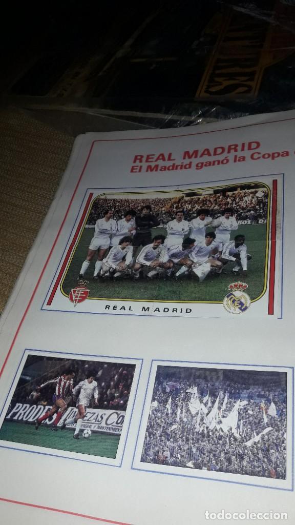 Coleccionismo Álbumes: MARADONA, KRANK,ROSSI,ETC,ALBUM FUTBOL 83 DE PANINI - Foto 5 - 233378400