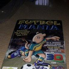 Coleccionismo Álbumes: ALBUM FUTBOL LAUKI 1999 CASI COMPLETO. Lote 233379860