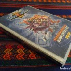 Coleccionismo Álbumes: INVIZIMALS DESAFÍOS OCULTOS INCOMPLETO PANINI 2013 REGALO INVIZIMALS INCOMPLETO CON EL PÓSTER PANINI. Lote 46349491