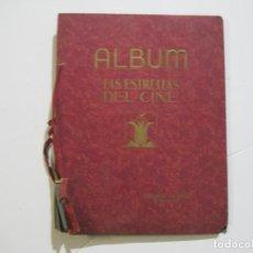 Coleccionismo Álbumes: ALBUM LAS ESTRELLAS DEL CINE-VACIO-EDITORIAL GRAFICA-BARCELONA-VER FOTOS-(V-22.458). Lote 235162075