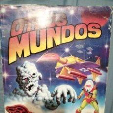 Coleccionismo Álbumes: OTROS MUNDOS EDITORIAL MAGA INCOMPLETO. Lote 235225180