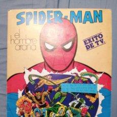 Coleccionismo Álbumes: SPIDER-MAN EL HOMBRE ARAÑA FHER. Lote 235229065