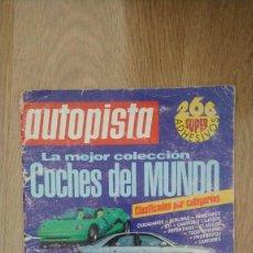 Coleccionismo Álbumes: LA MEJOR COLECCION COCHES DEL MUNDO. Lote 235508515