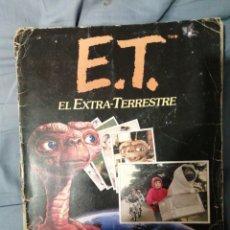 Coleccionismo Álbumes: E. T ÁLBUM ESTE. Lote 235887655