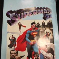 Coleccionismo Álbumes: SUPERMAN II COCA-COLA.ALBUM CHAPAS 51 / 53. - 2 - SUPER MAN. Lote 235931230