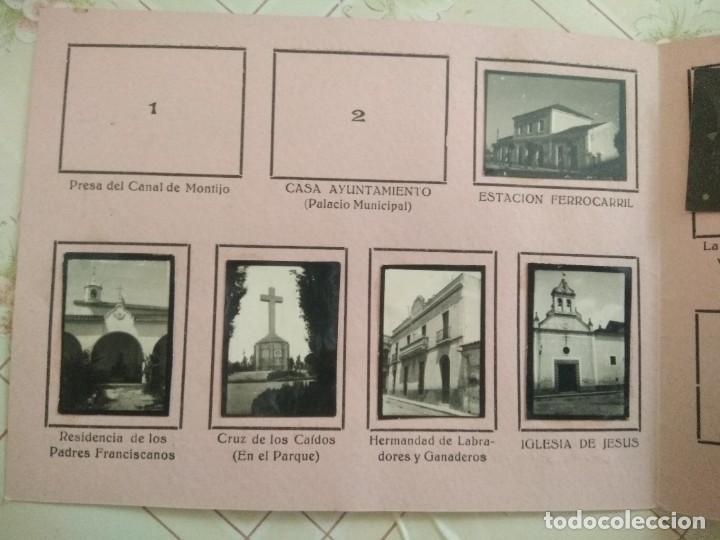 Coleccionismo Álbumes: album CARAMELOS MI CIUDAD montijo pequeñas fotografias tipo postales postal mini ciudad montijo - Foto 2 - 236173415