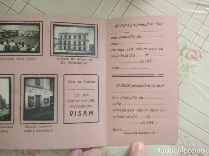 Coleccionismo Álbumes: album CARAMELOS MI CIUDAD montijo pequeñas fotografias tipo postales postal mini ciudad montijo - Foto 7 - 236173415