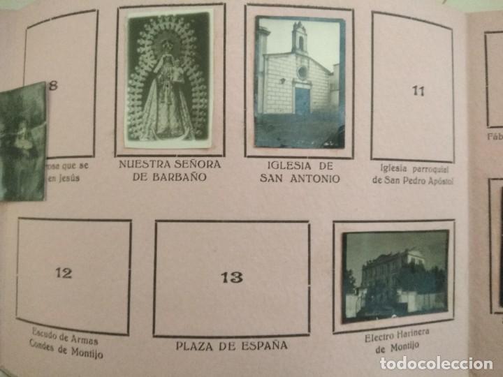 Coleccionismo Álbumes: album CARAMELOS MI CIUDAD montijo pequeñas fotografias tipo postales postal mini ciudad montijo - Foto 9 - 236173415