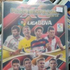 Coleccionismo Álbumes: ALBUM ADRENALIN 2015-2016 LIGA BBVA. Lote 236530305