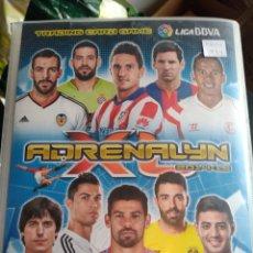 Coleccionismo Álbumes: ALBUM ADRENALYN LIGA BBVA 2014-2015. Lote 236537205