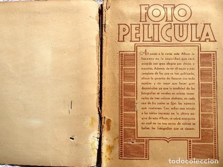 Coleccionismo Álbumes: ALB-86. FOTO-PELÍCULA. ARCHIVO FOTOGRÁFICO ARTISTAS CINE AÑOS 40. 360 FOTOS. FALTAN 18. COLOREADAS - Foto 3 - 236557395