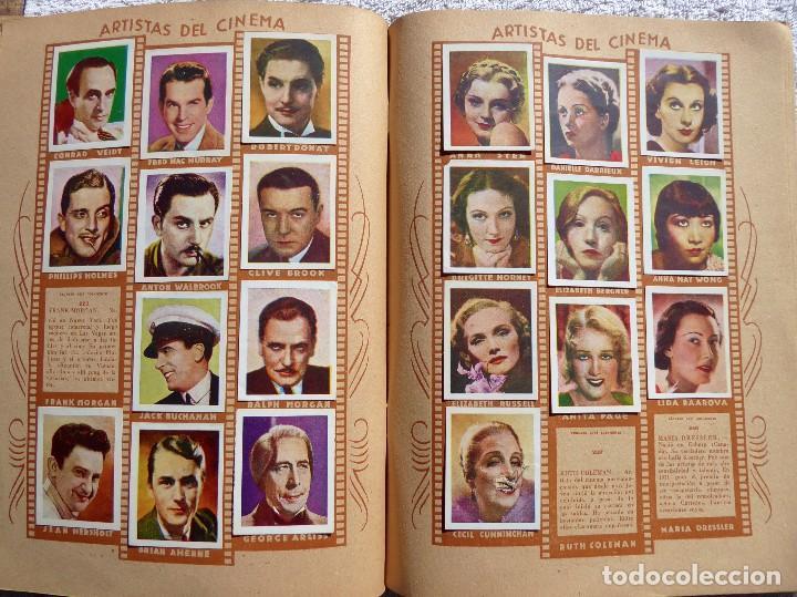 Coleccionismo Álbumes: ALB-86. FOTO-PELÍCULA. ARCHIVO FOTOGRÁFICO ARTISTAS CINE AÑOS 40. 360 FOTOS. FALTAN 18. COLOREADAS - Foto 17 - 236557395