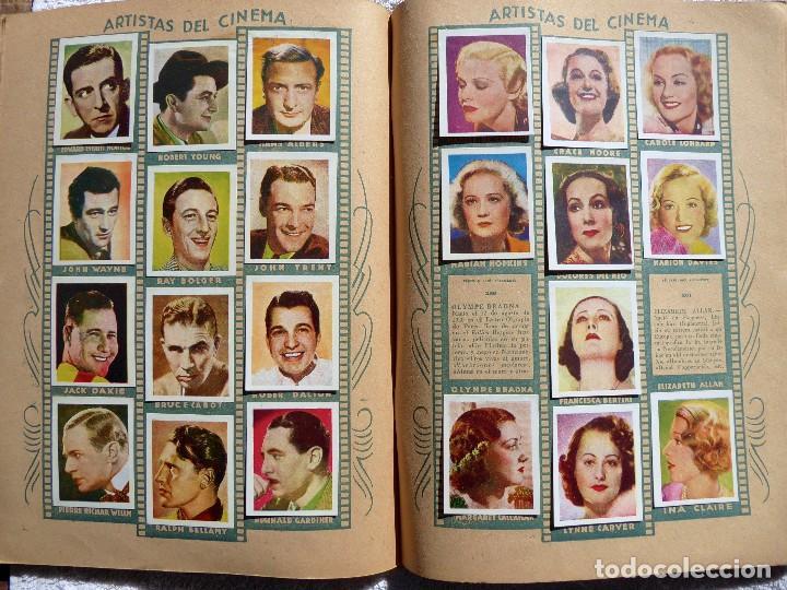 Coleccionismo Álbumes: ALB-86. FOTO-PELÍCULA. ARCHIVO FOTOGRÁFICO ARTISTAS CINE AÑOS 40. 360 FOTOS. FALTAN 18. COLOREADAS - Foto 18 - 236557395