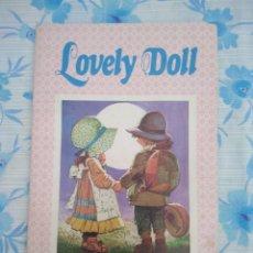 Coleccionismo Álbumes: ALBUM LOVELY DOLL DE EDANSA, VER. Lote 236919765