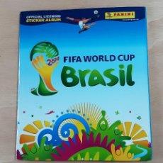 Collectionnisme Albums: ALBUM FUTBOL MUNDIAL BRASIL 2014 PANINI. Lote 239857610