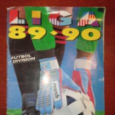 Coleccionismo Álbumes: LIGA 89 90 - EDICIONES ESTE -. Lote 241629015