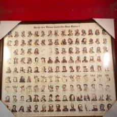 Coleccionismo Álbumes: DESDE DON PELAYO HASTA DON JUAN CARLOS I. Lote 243358385