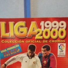 Coleccionismo Álbumes: ALBUM DE CROMOS INCOMPLETO. LIGA 1999-2000. COLECCION OFICIAL DE CROMOS.. Lote 243389610
